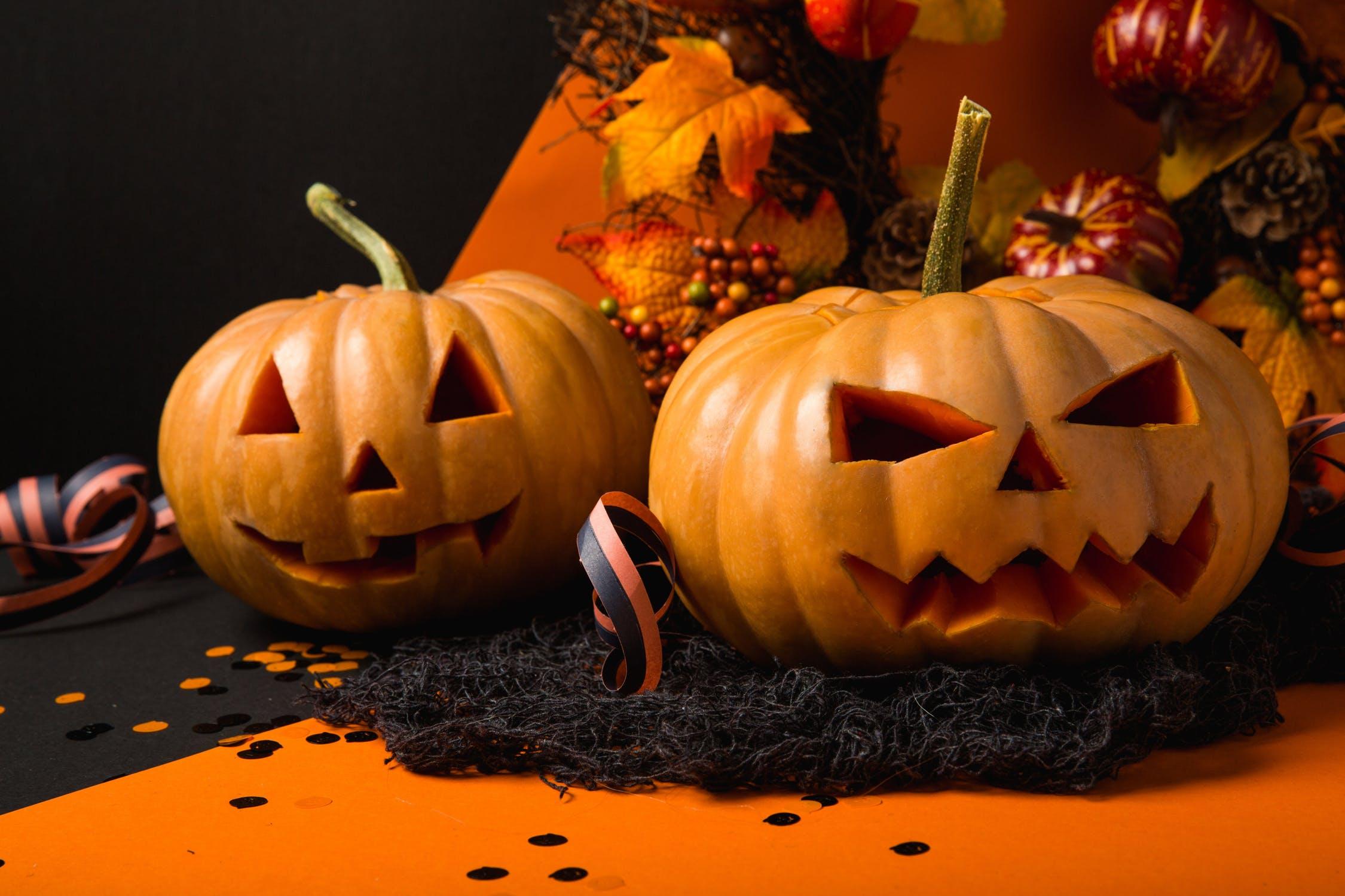 Preparer vos citrouilles pour Halloween !
