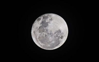 Super Lune bleue de sang du 31 janvier 2018